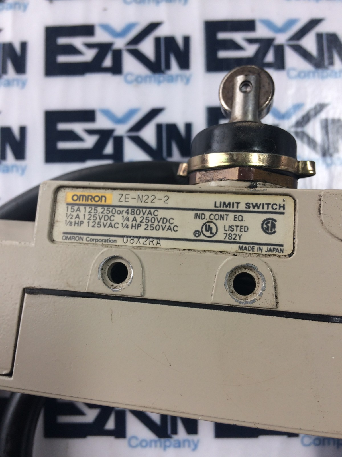 OMRON LIMIT SWITCH ZE-N22-2
